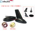 Nuevo estilo 700-1800Mhz GSM 3G 4G Wireless Magnetic Mount Shark Fin Car Antenna